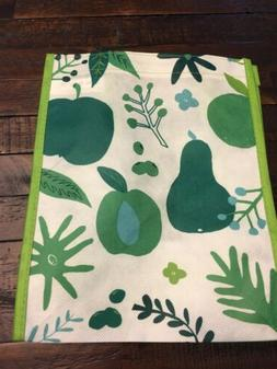 """Whole Foods    """"Fall/Winter Pear""""Reusable Grocery  Bag"""