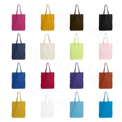 10pcs Tote Bag Reusable Shopping Grocery Travel Party Bulk W