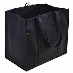 "15x9.5x13"" Extra Large & Super Strong Reusable Grocery Bags,"