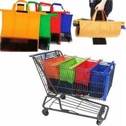 4PCS Trolley Bags w/ LRG COOLER Bag and Egg/Wine Holder Reus