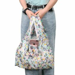 5pc Reusable Foldable Recycle Eco Grocery Bag Shopping Carry