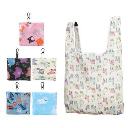 5x XL Foldable Shopping Bags Reusable Eco Grocery Sturdy & C