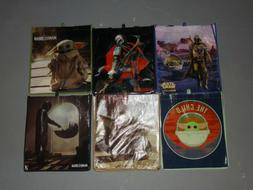 6 Different The Mandalorian, Star Wars Baby Yoda The Child G