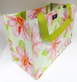 Gigi Hill Dept Store Grocery Diaper Bag Flower Power Pattern
