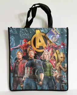 Avengers Infinity War Reusable Tote Bag Shopping Grocery Gif