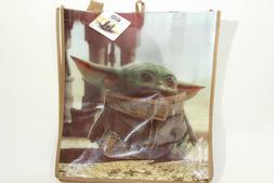 Baby Yoda Grocery Reusable Bag Gift Bag Beach Bag Mandaloria