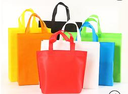 Biodegradable Grocery Bags Reusable Bags  40 x 12 x 35cm Pac
