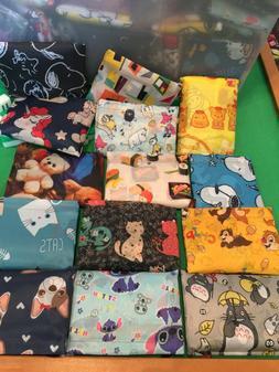 Cartoon  Eco Foldable Shopping Nylon Bag Reusable Grocery Re