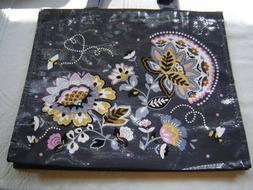 Vera Bradley Charmont Meadow Square Eco Market Shopping Gift