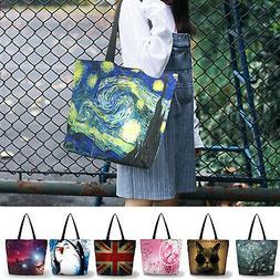 2020 Reusable Large Capacity Eco Shopping Bag Cute Grocery B
