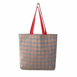 earthwise reusable grocery bag fashion shopping tote