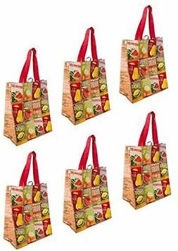 Earthwise Reusable Grocery Bags Shopping - Totes Extra Large