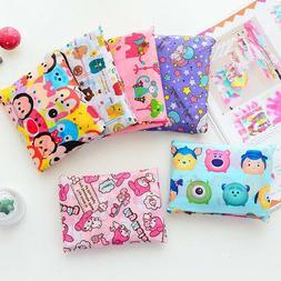 Hello Kitty Eco Foldable Shopping Nylon Bag Reusable Grocery