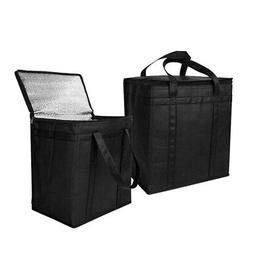 Home Insulated Reusable Grocery Bags,Foldable,Washable,Heavy