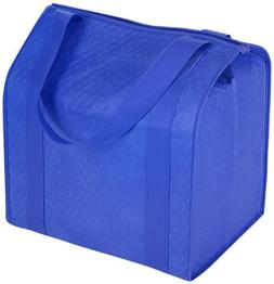 Hannah Insulated Shopping Bag, Blue, New, Free Shipping