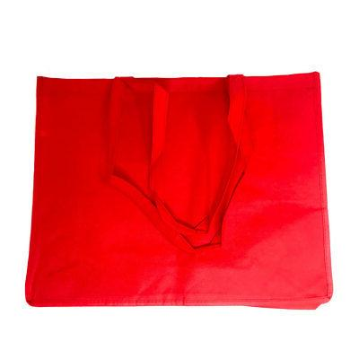"""3 Pack Extra Reusable Tote Bags 20"""""""