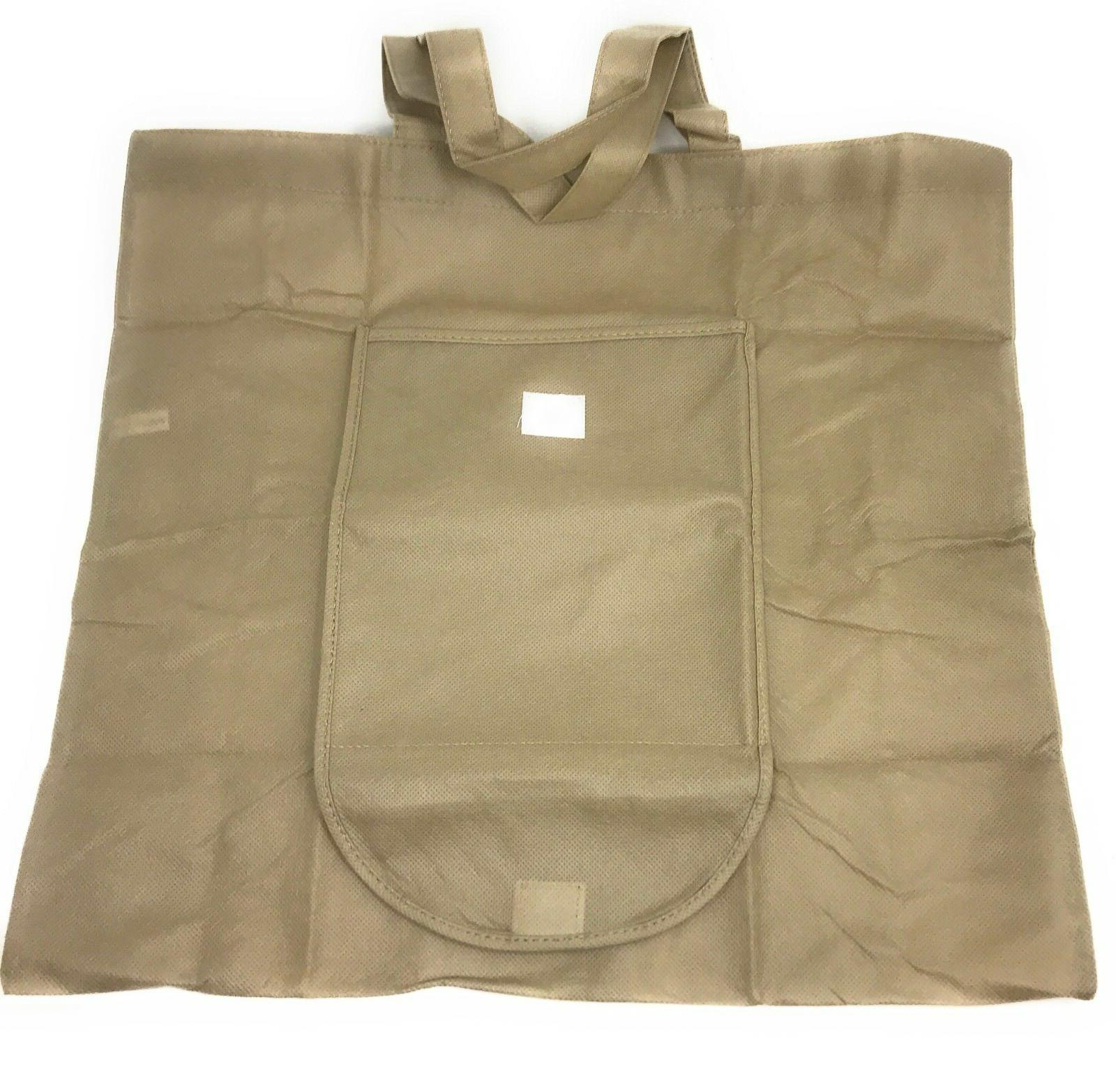 3 Large Reusable Shopping Bags