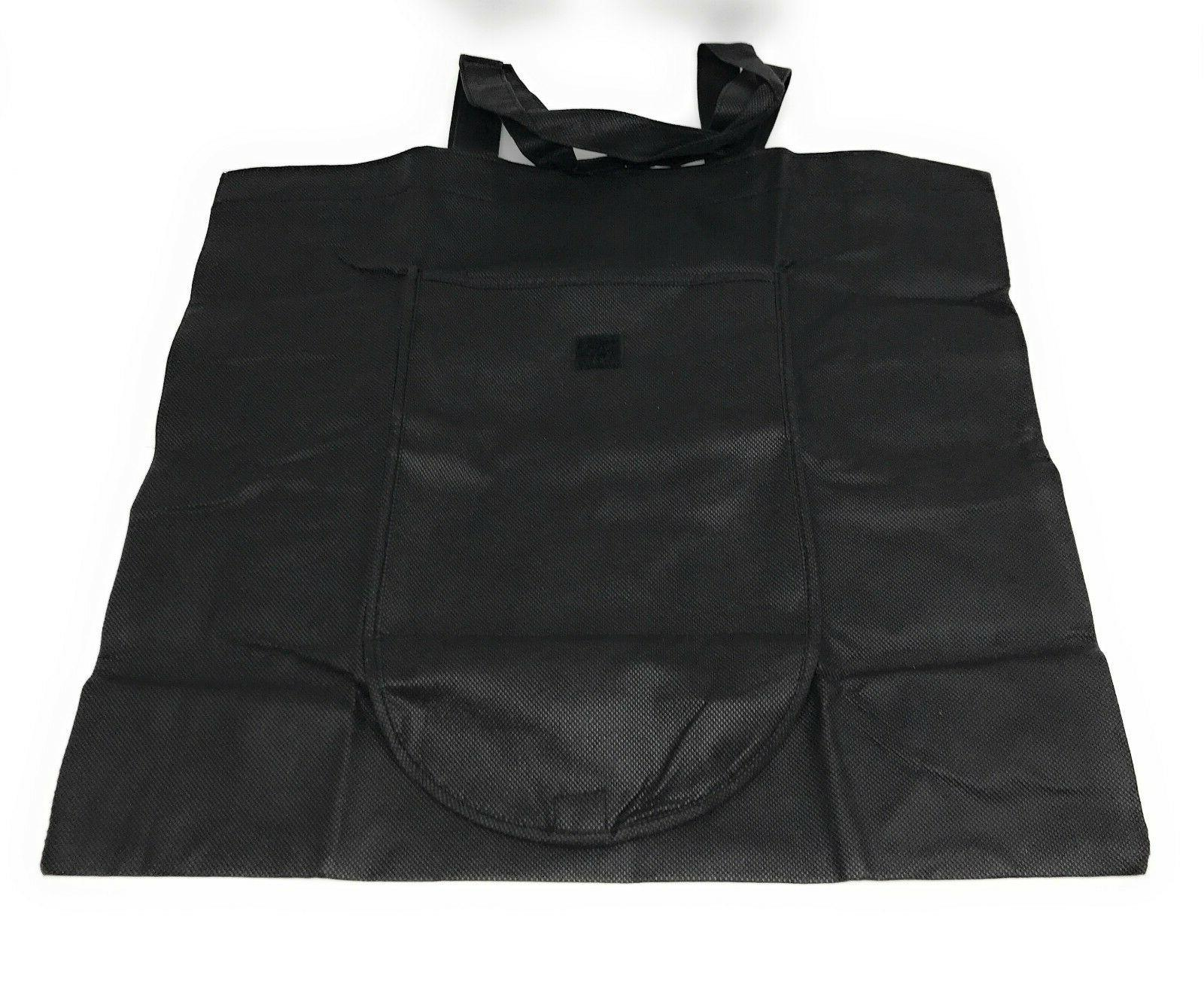 3 Pack Foldable Reusable Grocery Bags