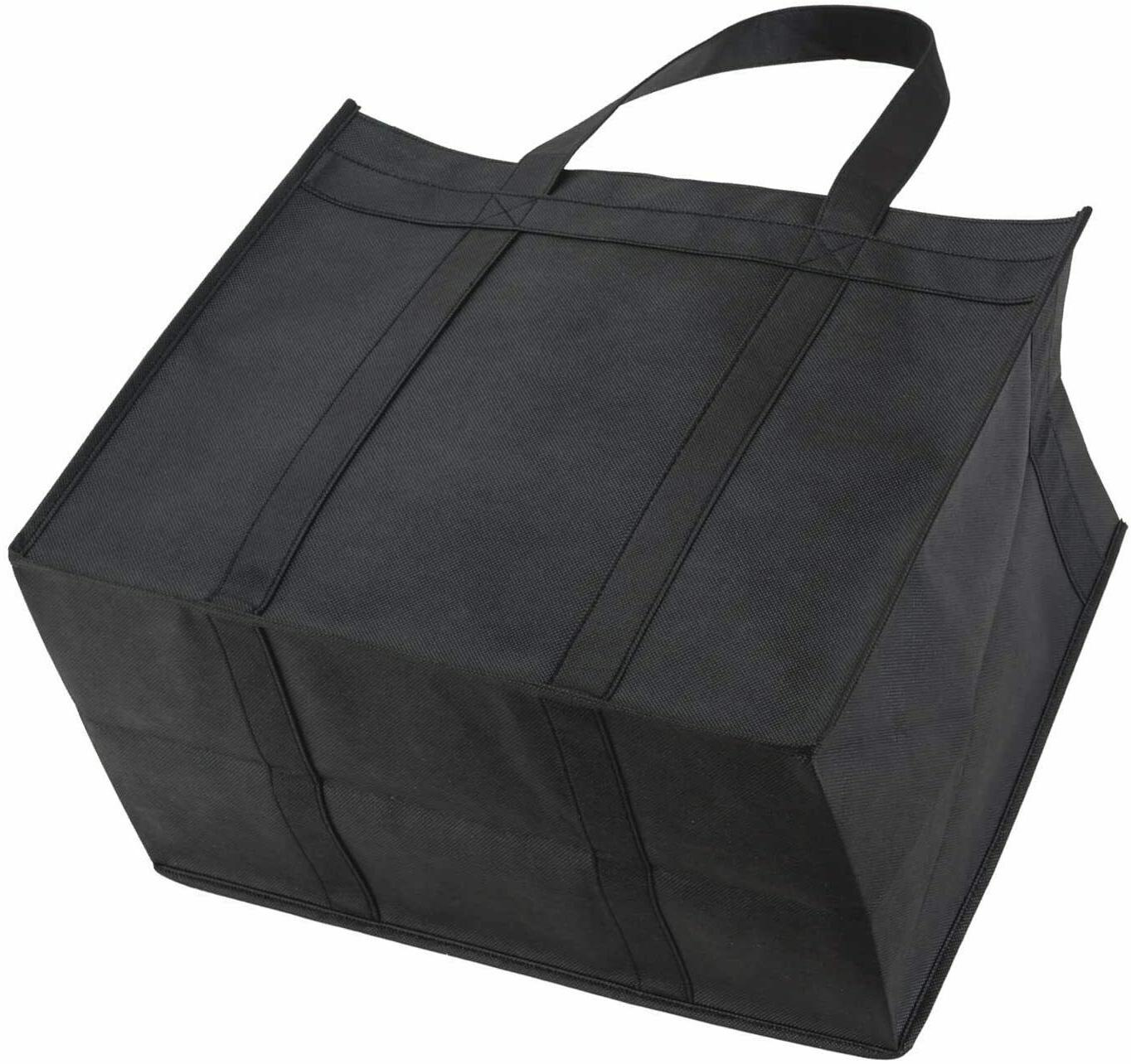 5 Pack Grocery Bags,Heavy Duty Tote,Foldable,Washable