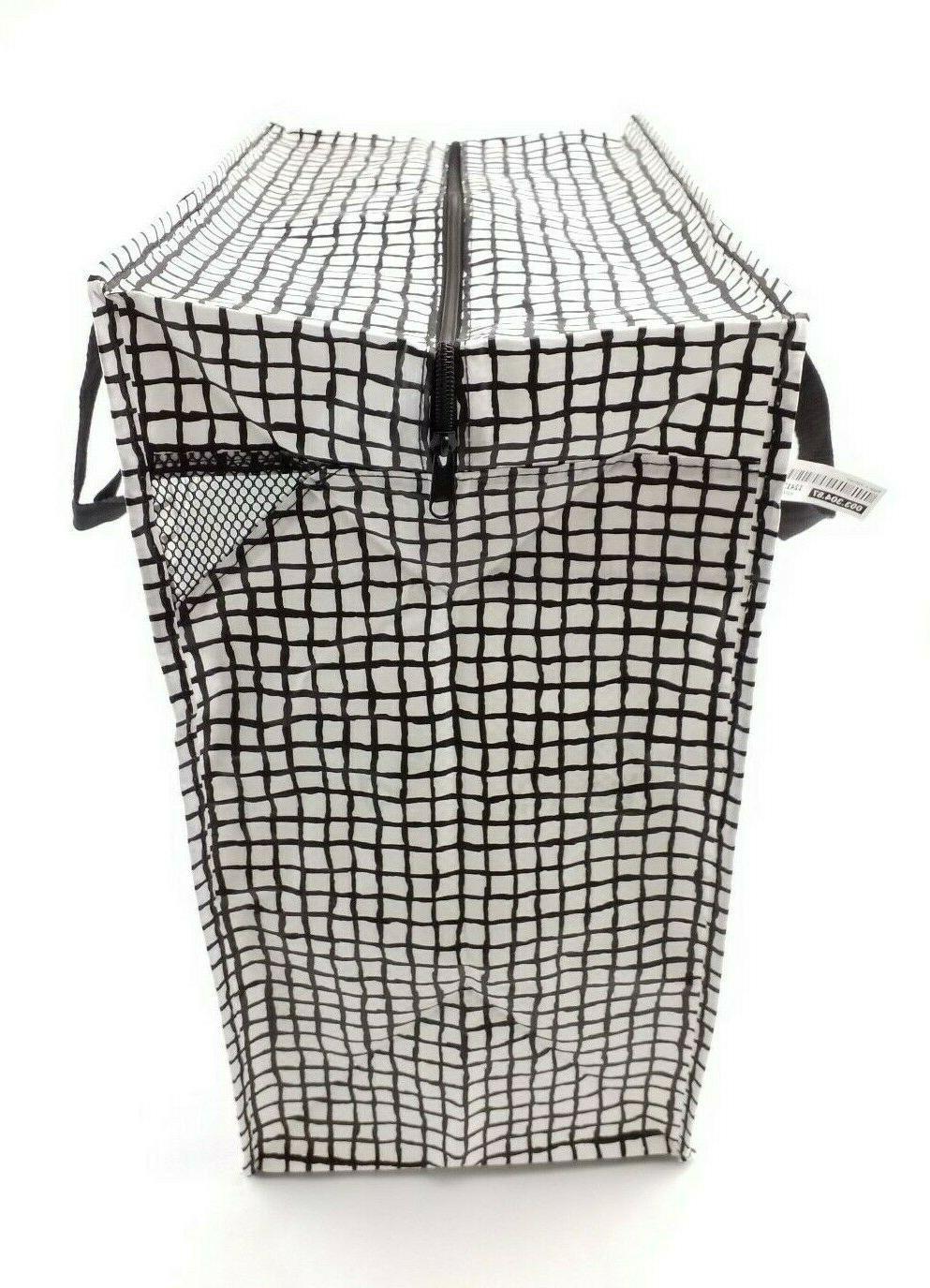 IKEA Shopping Bag White Tote Reusable 12 capacity