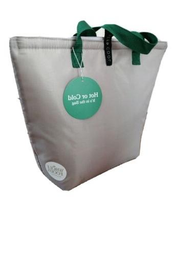 market reusable insulated hot and cold lunch