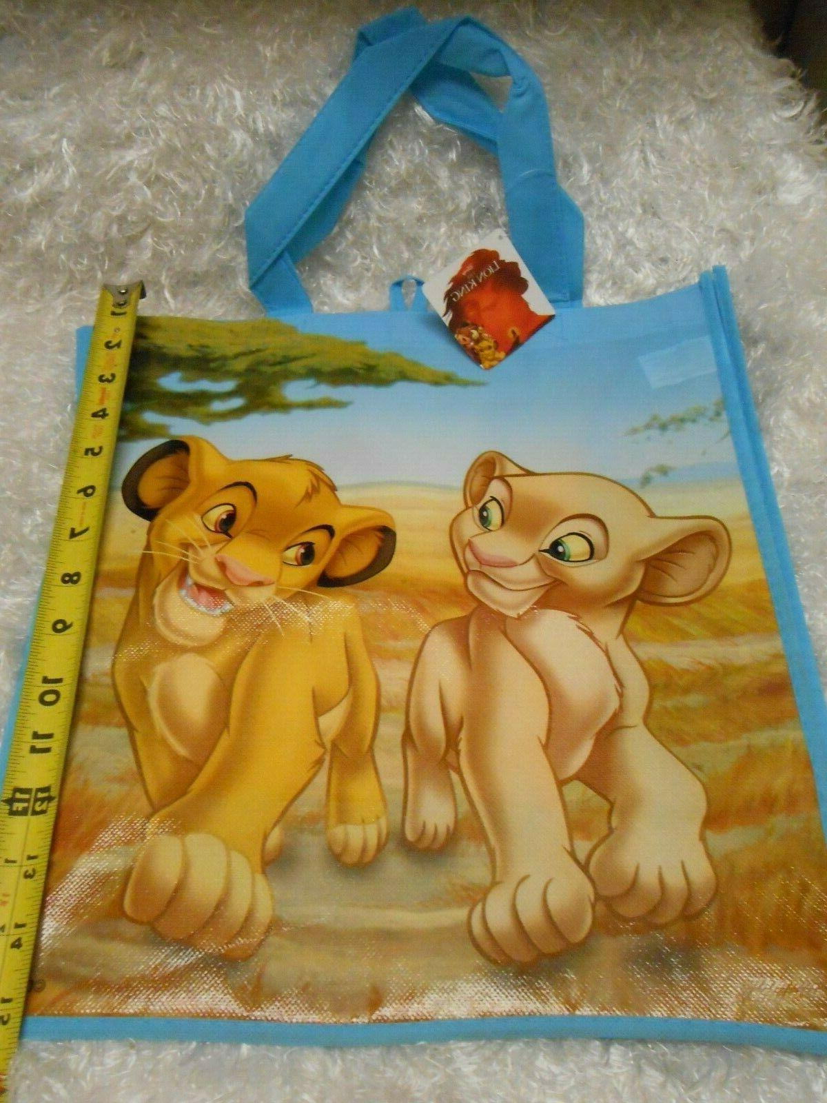 New Lion King tote easy clean