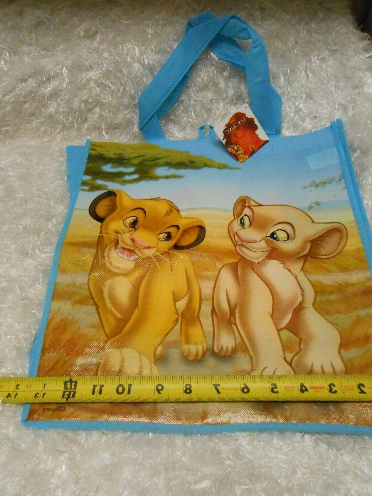 new disney the lion king reusable shopping