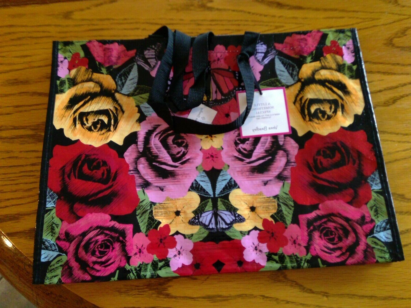 nwt havana rose market xl tote recyclable