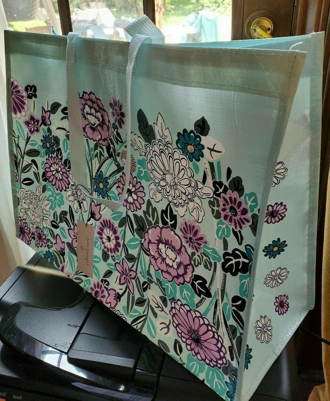 penelopes garden market tote eco shopping bag