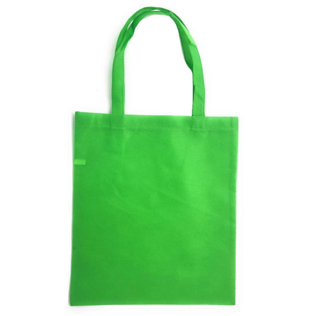 Plain Reusable Shopping Totes Bags Recycled Eco