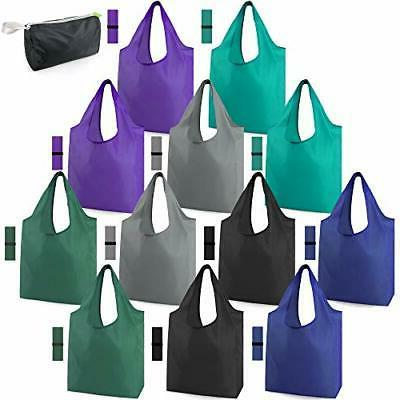 reusable bags for shopping machine washable 12