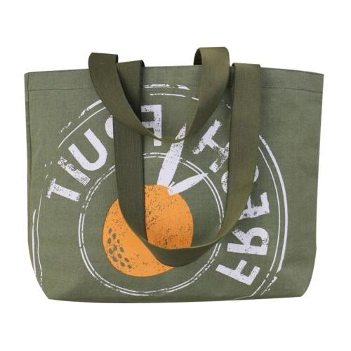 Reusable Bag Tote Extra Duty Canvas