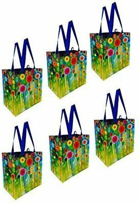 reusable grocery bags shopping totes gift bag