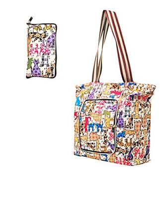 reusable shopping bags large foldable washable grocery