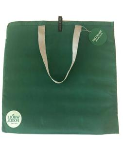 WHOLE FOODS MARKET Reusable Insulated Velcro Cooler Hot Cold