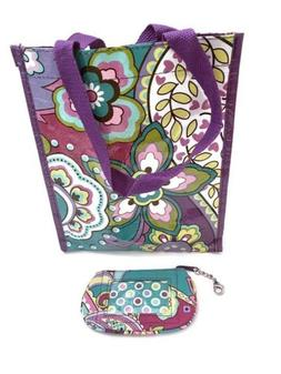 Vera Bradley MARKET Small Tote RECYCLABLE Shopping Gift Bag