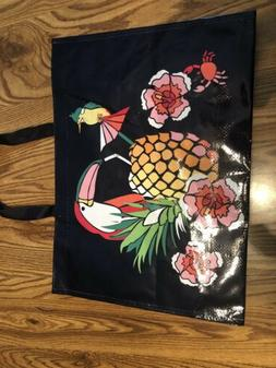 Vera Bradley Market Tote ~ Reusable Bag ~ Toucan Party Patte