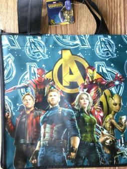 marvel avengers reusable tote school work travel