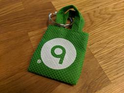 Publix Mini Shopping Bag Keychain, Grocery Store, Barbie Dol
