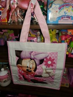 Minnie Mouse Disney Reusable Grocery Bag