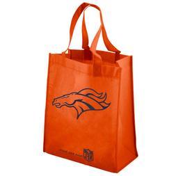 NFL Denver Broncos Grocery Shopping Reusable Bag
