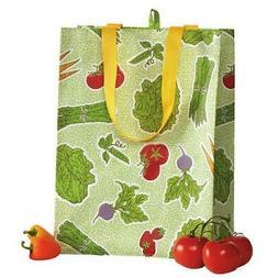 NWT DII REUSABLE GROCERY Shopping BAG Farmers Market Vegetab
