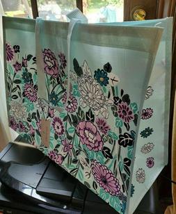 Vera Bradley PENELOPES GARDEN MARKET TOTE Eco Shopping Bag R