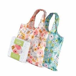 Momiji Premium Reusable Grocery Shopping Bags - Features Eur