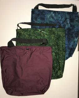 Reusable Cloth Shopping/Grocery Bag ~Veteran Made~