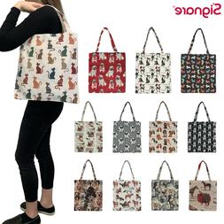Reusable Grocery Bag Foldable Eco Friendly Shopping Tote In
