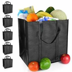 EasyEarth Reusable Grocery Bags EcoFlex 5 Pack L Shopping Ba