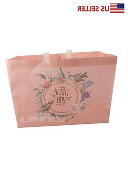 Reusable Grocery Bags Foldable Shopping Tote Washable Durabl