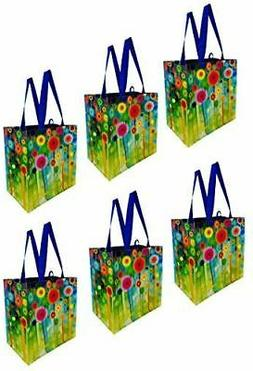Earthwise Reusable Grocery Bags Shopping Totes Gift Bag Heav