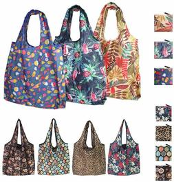 Reusable Grocery Shopping Bags, 7 Pack Large Shopping Bags U